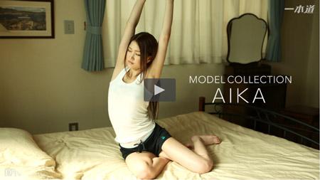 一本堂動画から抜群のモデル体系の美女の濃厚で可憐な性行為