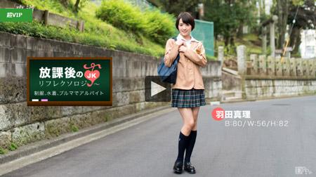一本堂動画から可愛い制服娘による癒しの助平ご奉仕